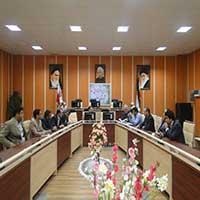 جلسه شورای حفاظت از منابع آب